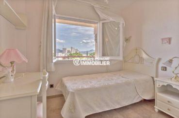 agences immobilieres empuriabrava: appartement ref.3829, troisième chambreavec vue canal