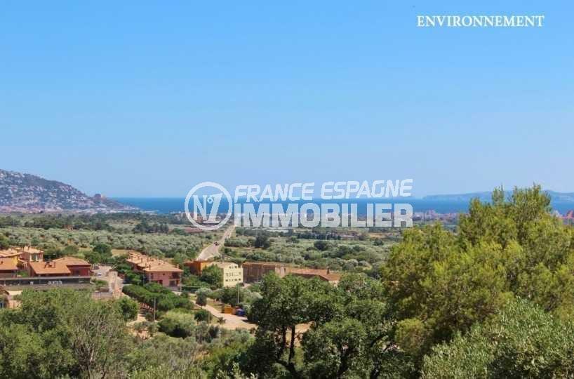 vente immobiliere en espagne costa brava: ref.3847, vue mer et montagnes environnantes