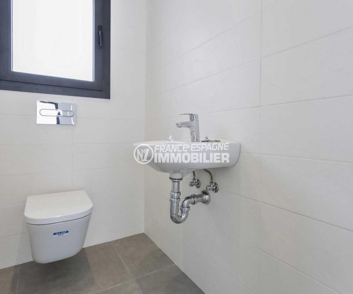 maison costa brava, ref.3825, avec wc indépendants au rez-de chaussée