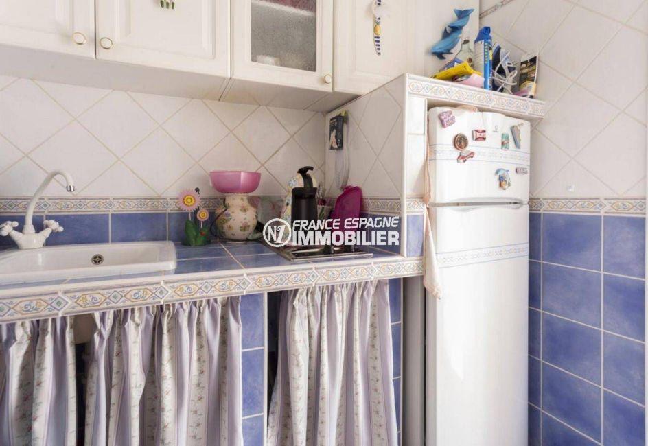 empuriabrava immobilier vente: appartement ref.3829, coin cuisine au deuxième étage