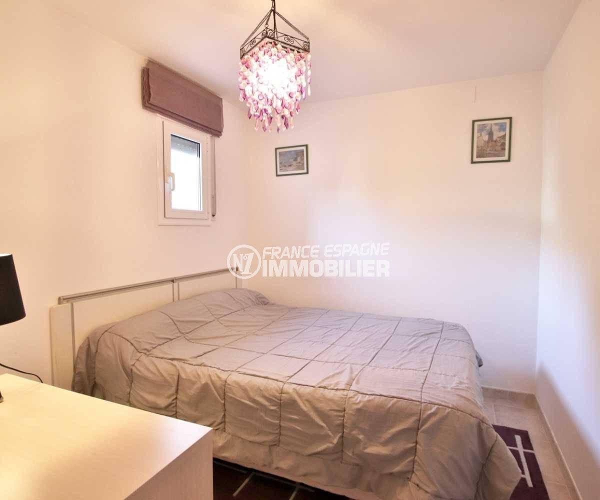 vente immobilier espagne costa brava: villa ref.3847, deuxième chambre avec lit double