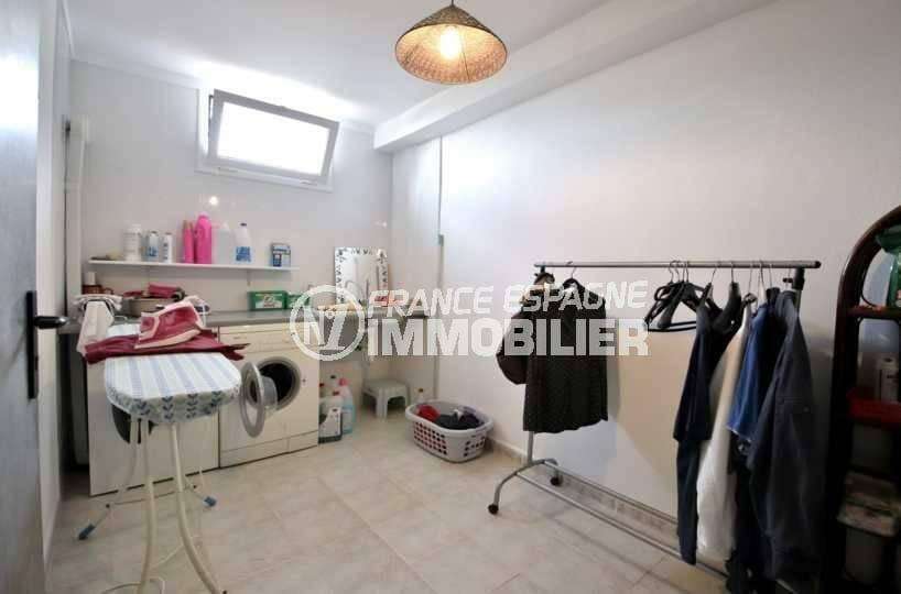 maison à vendre en espagne costa brava, ref.3847, buanderie / débarras, sous-sol de 89 m²