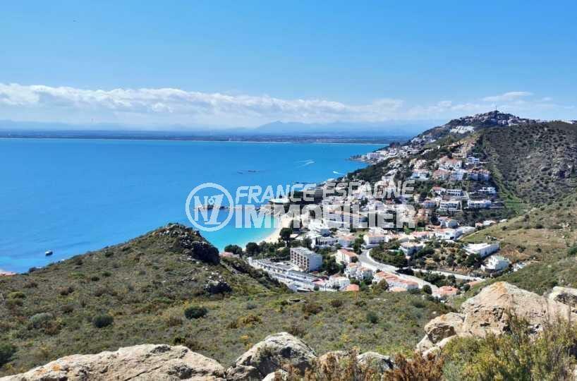 vente maison costa brava, ref.3840, magnifique paysage, côte et montagnes environnnantes