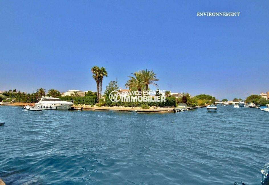 maison a vendre espagne bord de mer, ref.3831, intersection de canaux en alentours