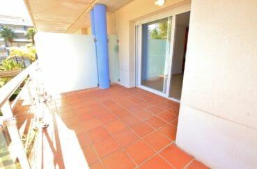 achat appartement rosas, 67 m² résidence avec piscine, belle terrasse de 10 m²