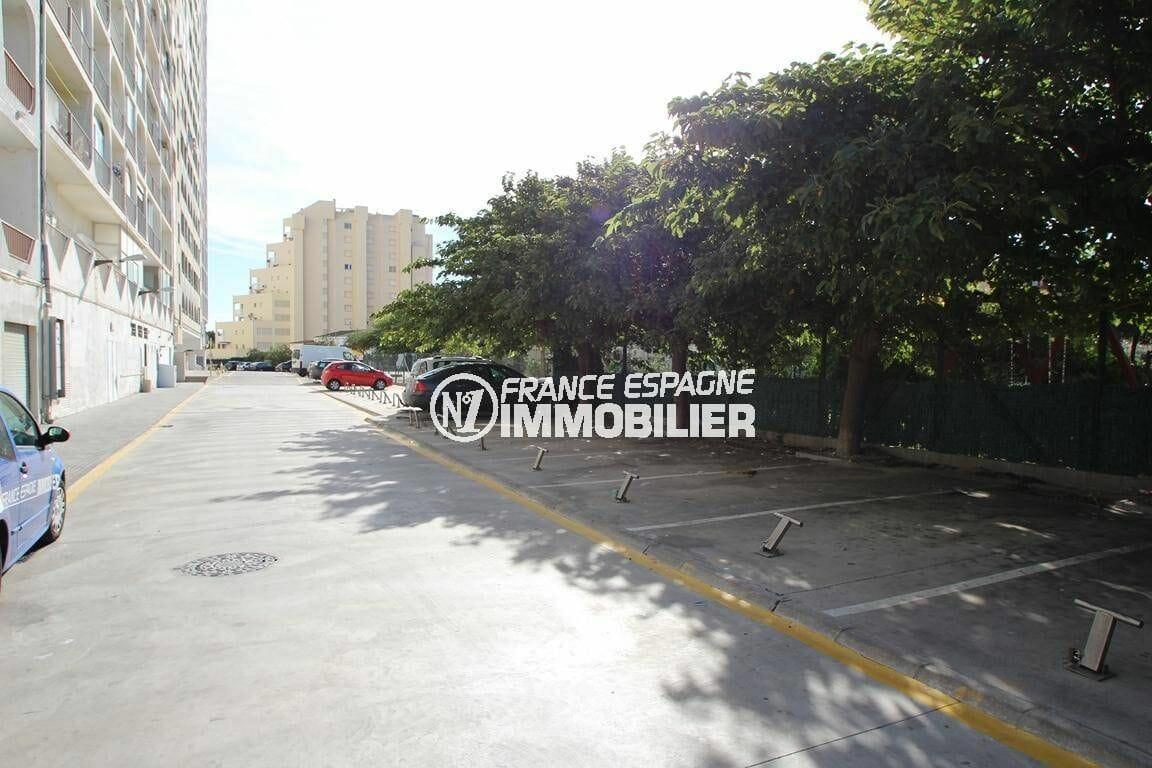 Place parking Empuriabrava