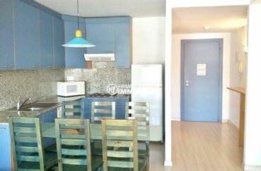 cuisine ouverte sur le séjour, appartement ref.3860