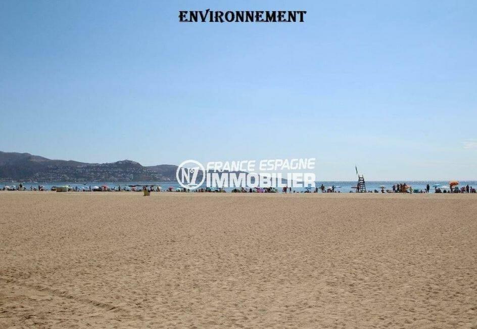 immo empuriabrava: parking 5 m x 2,49 m, ref.2761, aperçu de la plage à 50 m