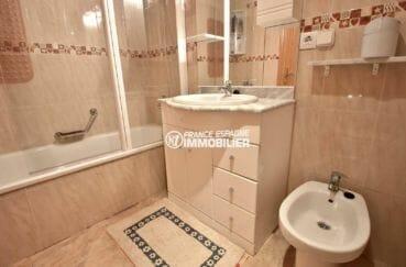 agence immobiliere costa brava: appartement ref.3861, salle de bains suite parentale