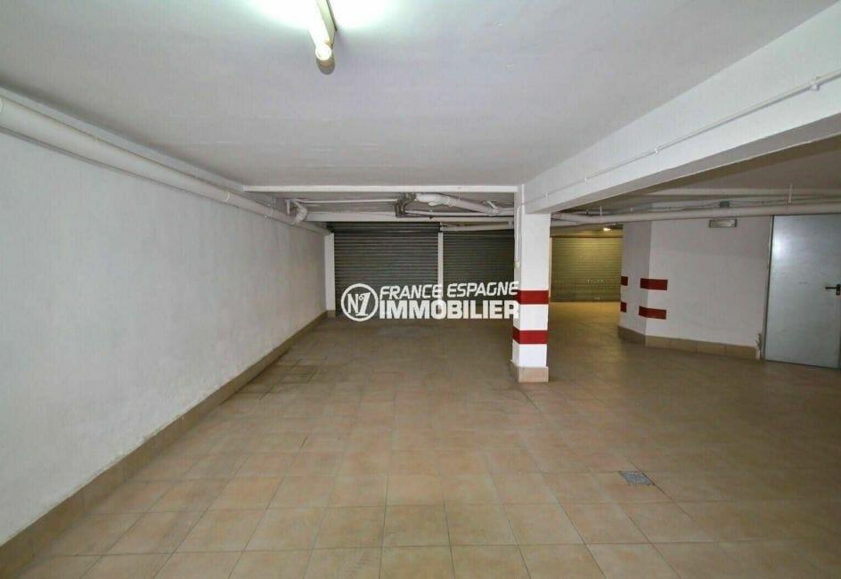 la costa brava: appartement atico de 108 m², garage de 25 m² en sous-sol