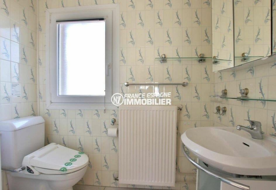 maison à vendre empuriabrava, ref.3854, toilettes indépendantes