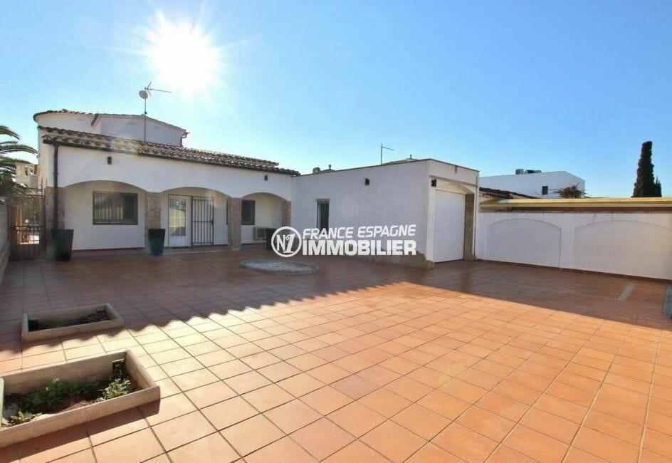 maison a vendre espagne, ref.3854, grande terrasse / solarium