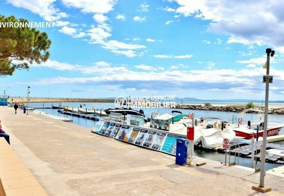 baie de roses, station balnéaire, excursions en bateau