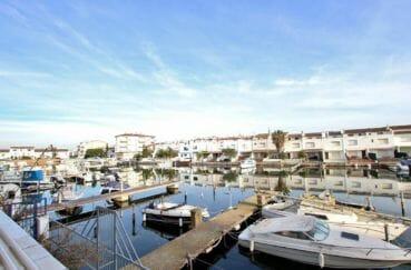 vente appartement empuriabrava vue marina proche plage, 108 m²