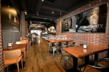 vente empuriabrava: local pour bar restaurant entièrement rénové aux normes