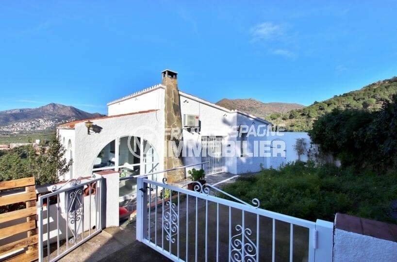 maison a vendre rosas, ref.3872, rénovée dans secteur prisé, jardin 758 m²