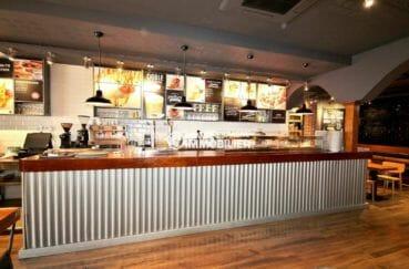 agence immobilière costa brava: bar restaurant vendu avec le matériel pour ouverture immédiate