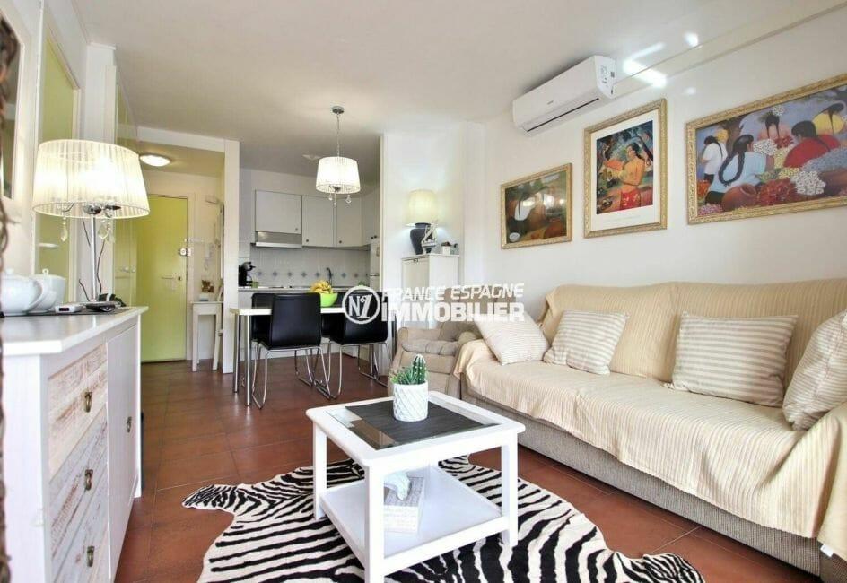 séjour /salle à manger | appartement ref.3873