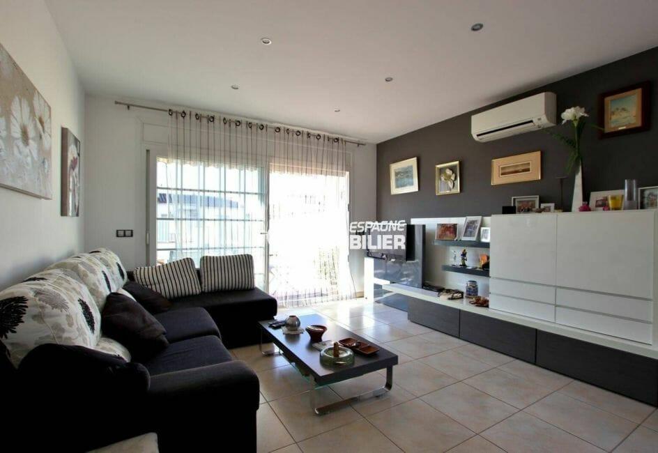 immobilier empuriabrava: villa ref.3875, aperçu séjour