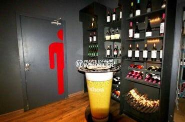 agence empuriabrava: bar restaurant à 400 m de la plage, aux normes pour ouverture immédiate