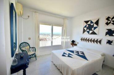 première chambre, lit double, superbe vue mer   villa ref.3871