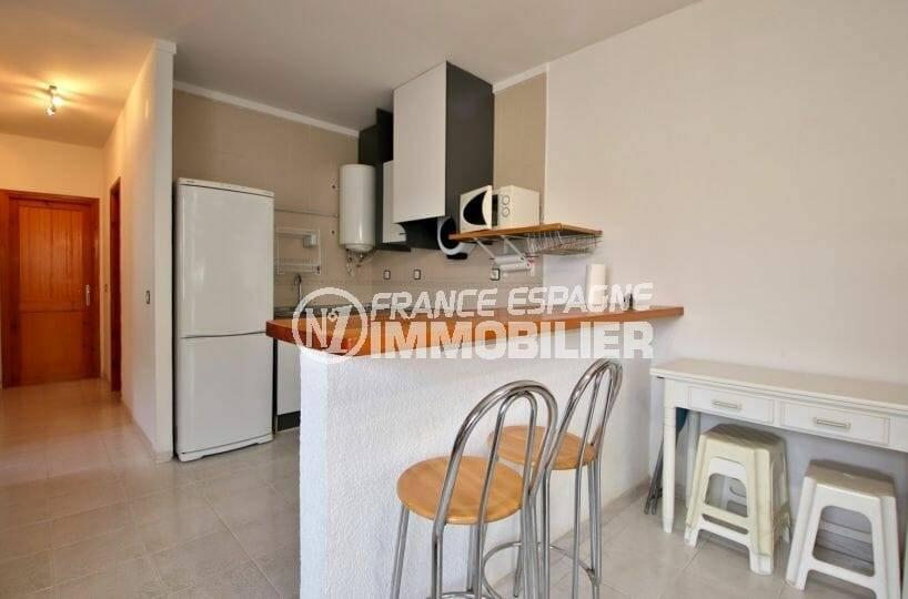 maison a vendre empuriabrava, ref.3878, cuisine amérciaine équipée