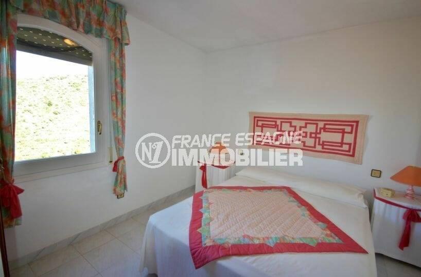 troisième chambre lumineuse, gand lit | villa ref.3871