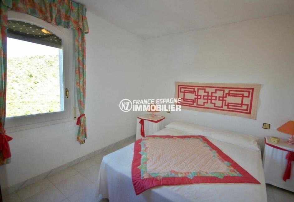 troisième chambre lumineuse, gand lit   villa ref.3871