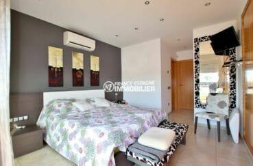 maison a vendre empuriabrava, ref.3875, suite première suite parentale avec placards