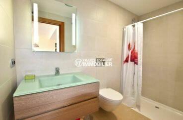 vente immobiliere rosas espagne: ref.3868, salle d'eau: douche à l'italienne, vasque, wc