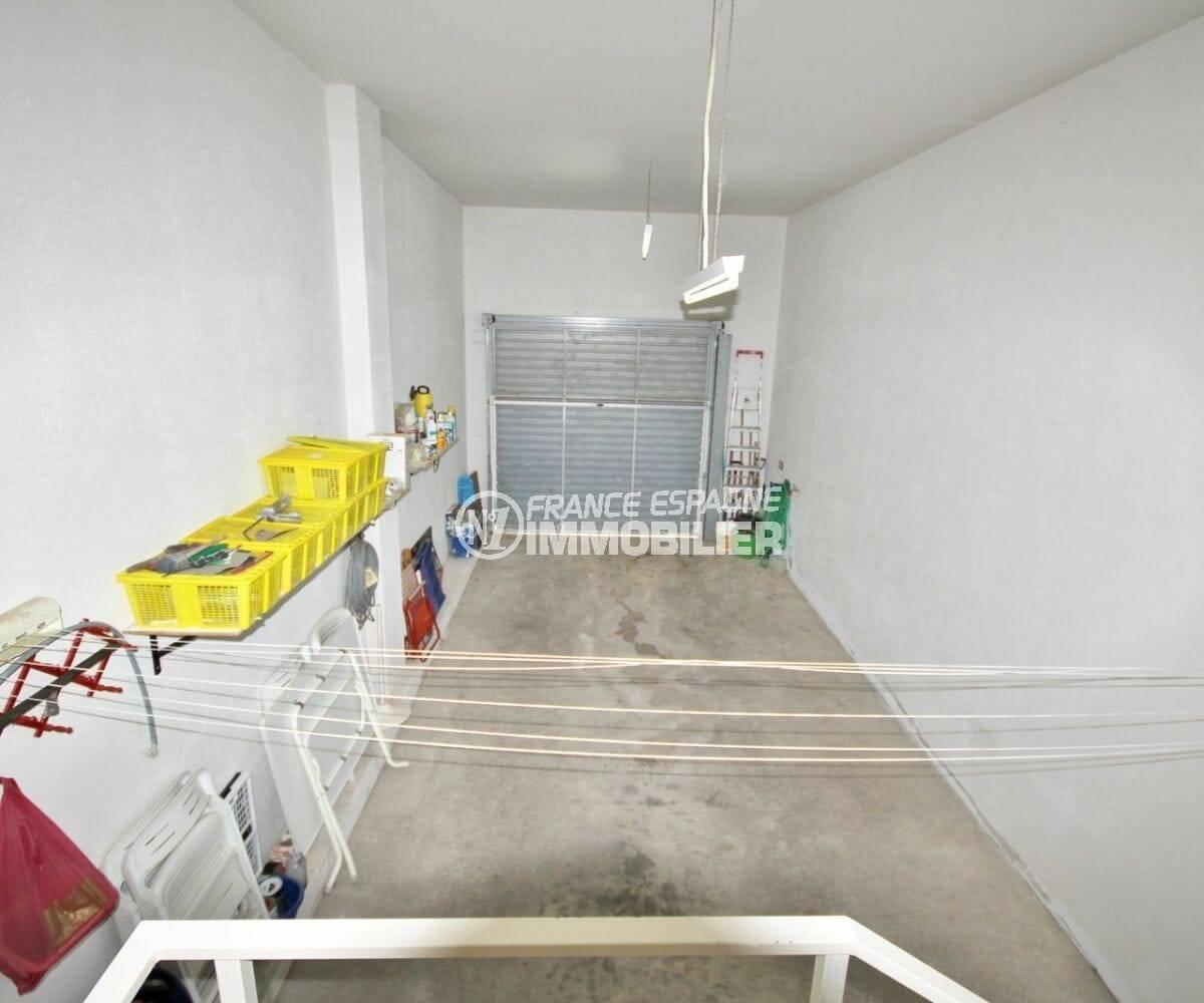 garage d'envrion 35 m²  | maison a vendre espagne costa brava ref.3871