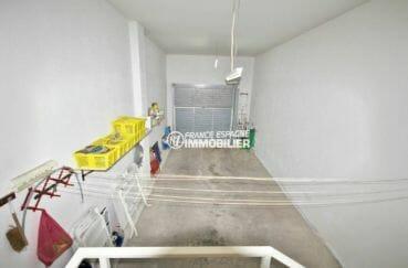 garage d'envrion 35 m²    maison a vendre espagne costa brava ref.3871