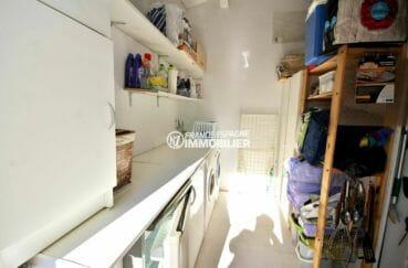 la costa brava: villa ref.3883, débarras / buanderie - possibilité d'en faire une salle de bains au rdc