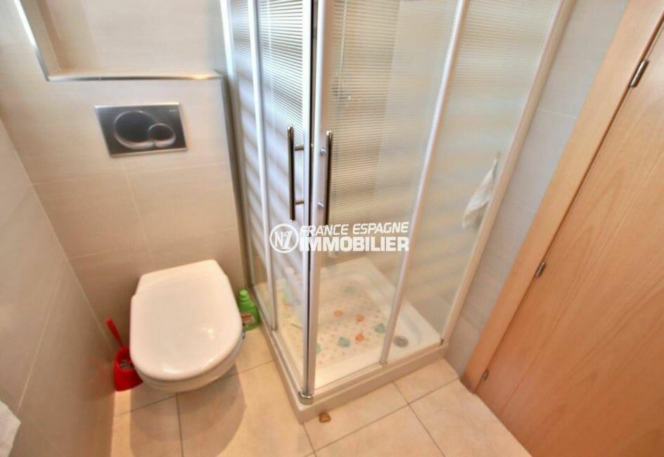 agence immobilière costa brava: villa ref.3875, salle d'eau de la troisième chambre