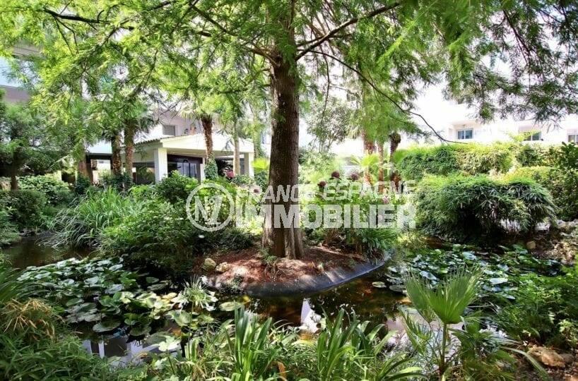 appartement ref.3873, dans résidence avec piscine et jardin paysagé