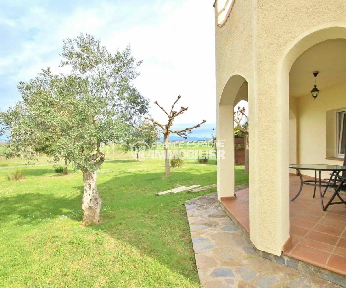 immobilier espagne costa brava: villa de 143 m², proche sant pere pescador
