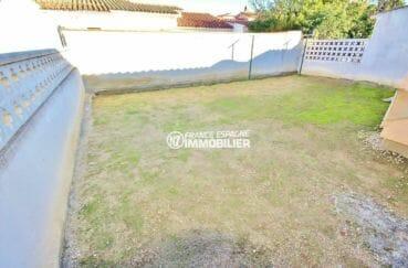 immobilier empuriabrava: villa de 80 m² plain-pied sur terrain de 218 m²