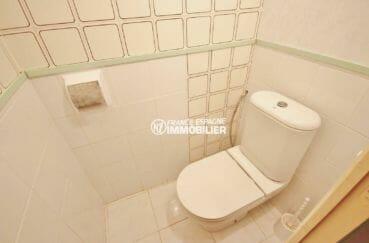 maison à vendre empuriabrava, villa proche plage, wc indépendant
