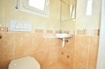 achat maison espagne costa brava, sant pere pesacdor, deuxième salle d'eau avec wc