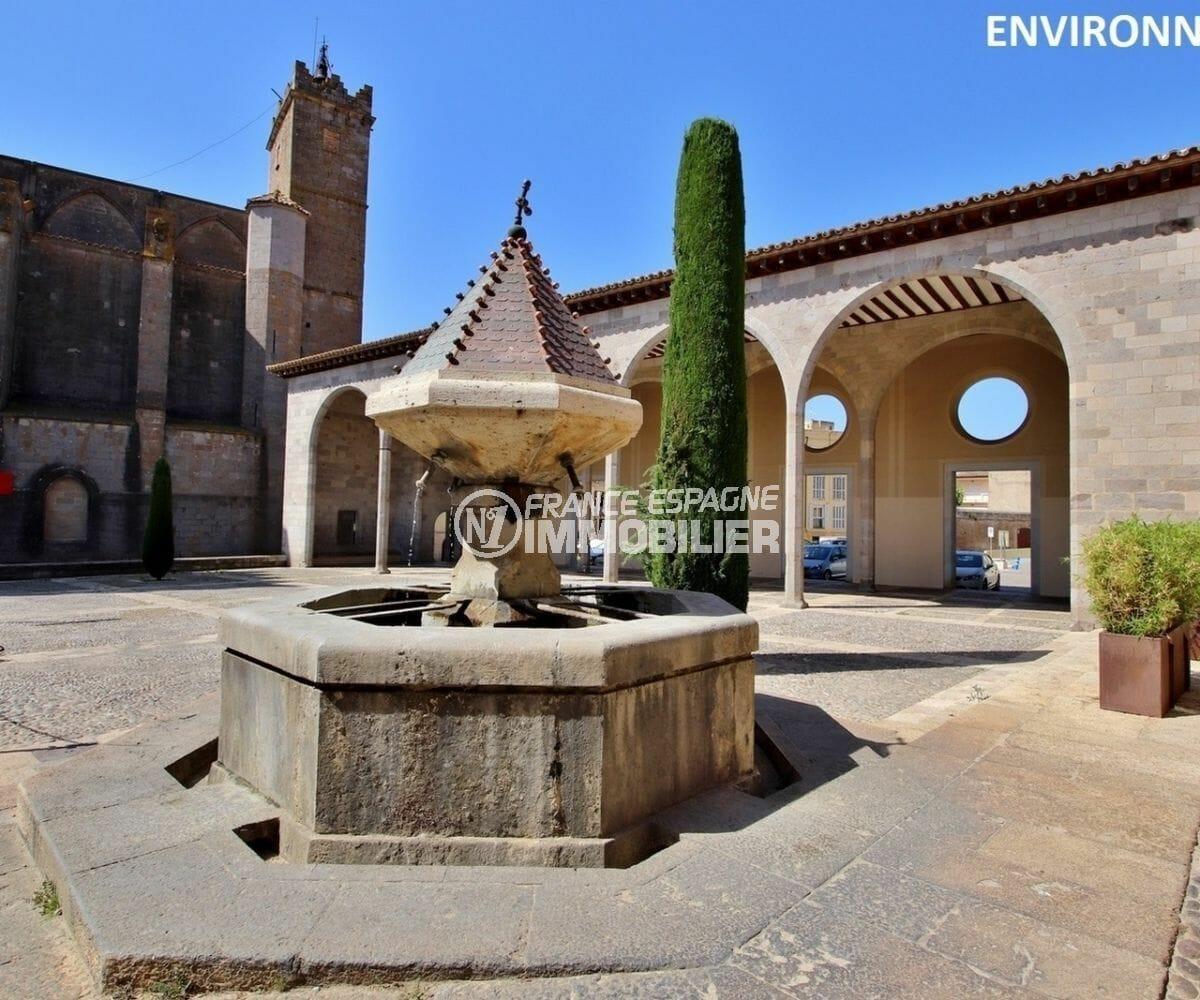site historique à visiter à castello d'empuries à proximité