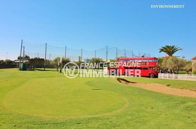 terrains de golf à castello-empuriabrava à proximité