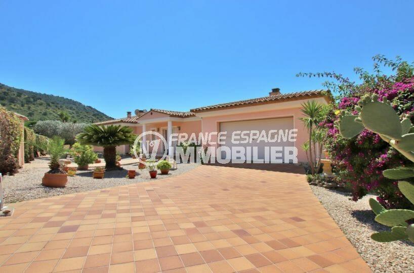 la costa brava: villa 300 m² à palau, accès au garage pour 2 voitures
