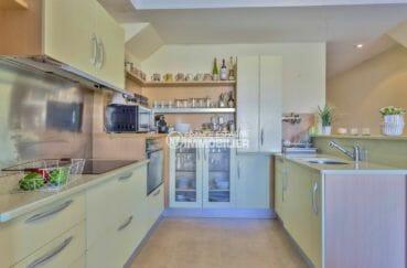 immo empuriabrava: appartement ref.3923, cuisine américaine avec nombreux rangements