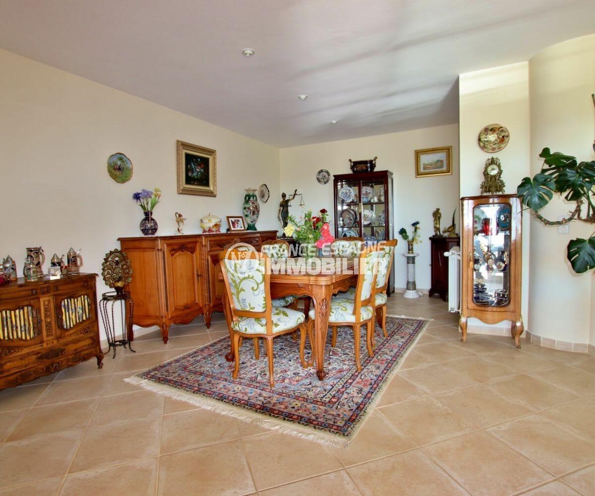 vente immobilière costa brava: villa ref.3930, grande salle à manger ouverte sur le séjour