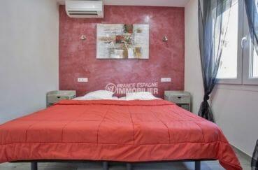 immobilier a empuriabrava: villa 150 m², troisième suite parentale avec salle d'eau attenante