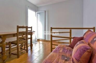 la costa brava: appartement ref.3918, deuxième chambre avec accès terrasse  solarium