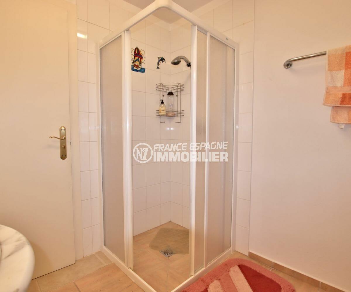 costa brava maison a vendre, ref.3930, seconde salle d'eau avec douche