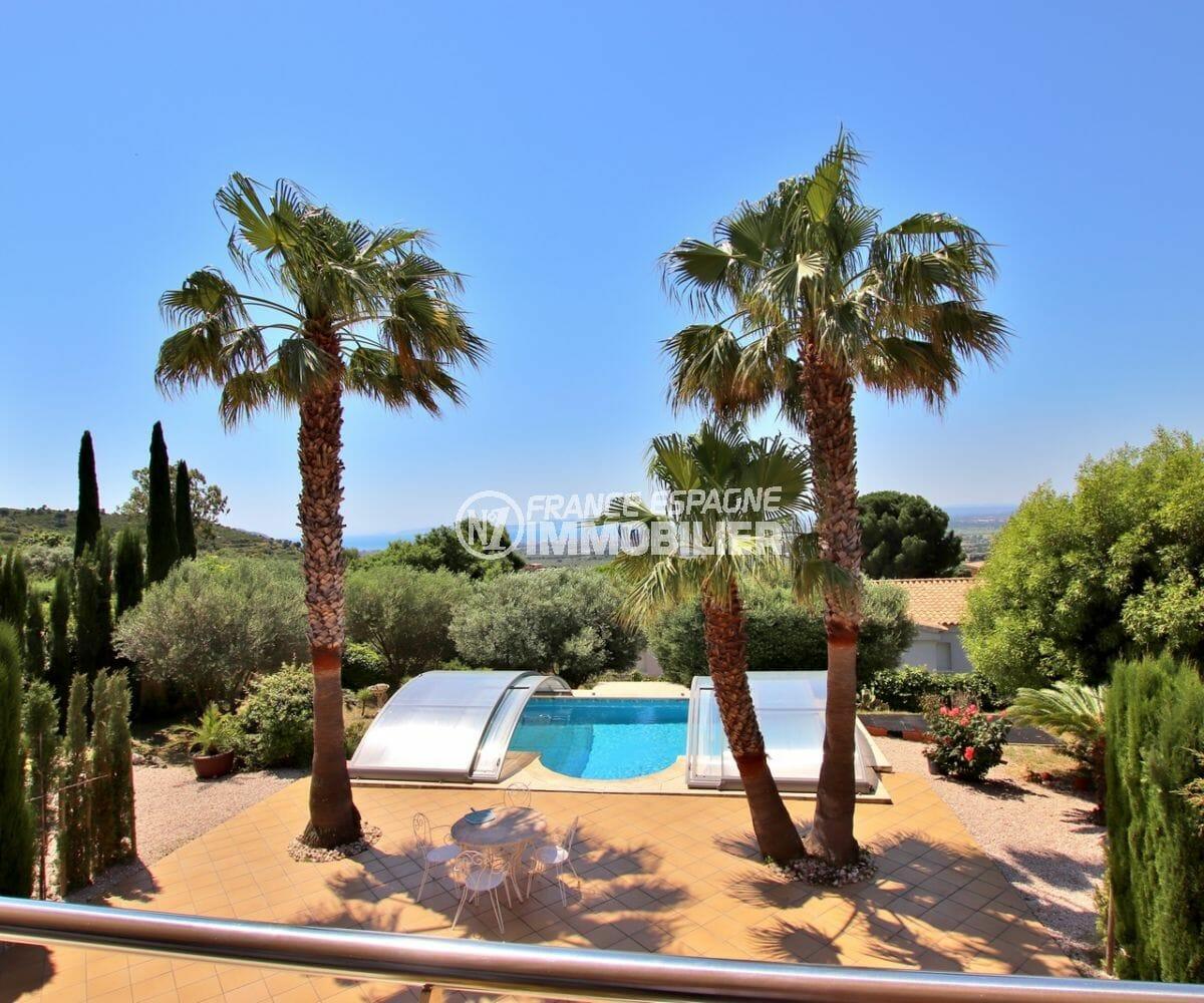achat maison sur la costa brava, ref.3930, magnifique vue pisicne et baie de rosas