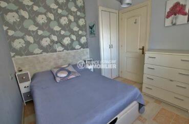 maison a vendre espagne, appartement indépendant, première chambre avec placards / rangements