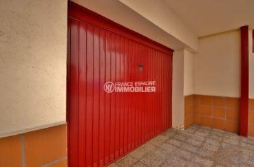 immo center rosas: appartement 53 m², possibilité garage
